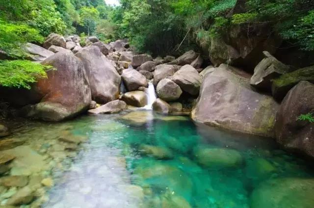 观音山位于广东佛冈县城西北8公里处,为广东八大名山之一.
